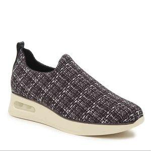 Karl Lagerfeld Paris Camden2 Wedge Slip on Sneaker
